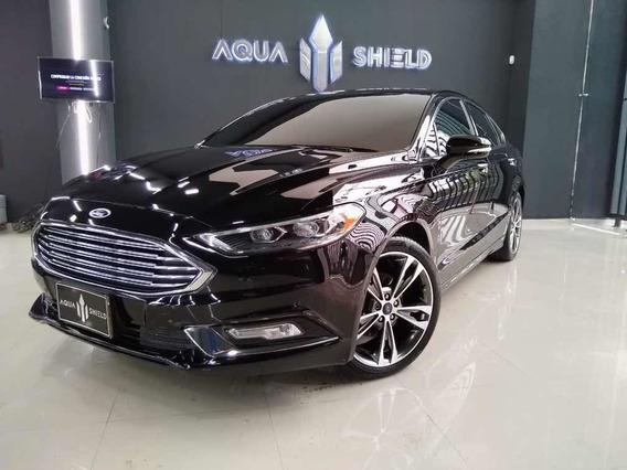 Ford Fusion Titanium Plus Fusion Titanium Plus