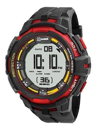 Relógio De Pulso X-games Xmppd352 Bxpx