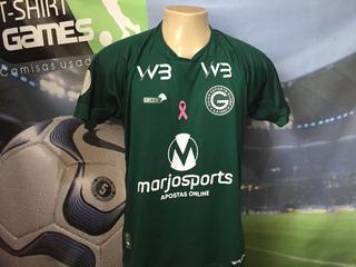Camisa Do Goiás Usada No Brasileiro 2019