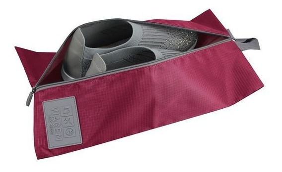 Bolsa Porta Sapato Arh18692 Tênis Viagem Mala Organizador