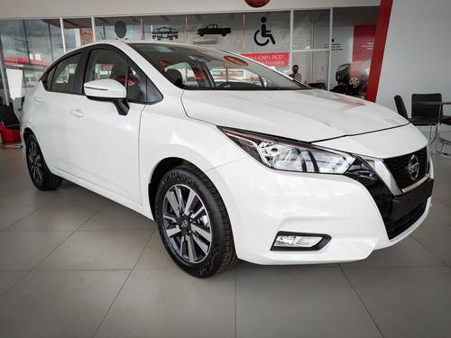 Imagem 1 de 14 de  Nissan Versa Advance 1.6 (flex) (aut)