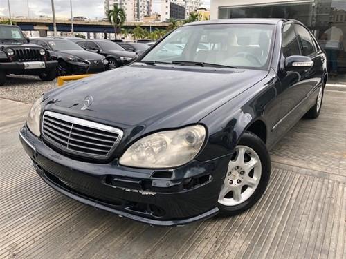 Mercedes Benz E500 2001 (nuevo)