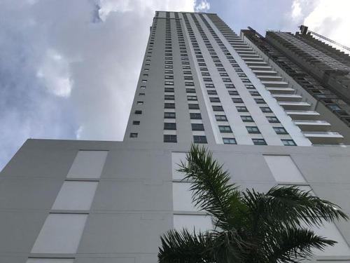 Imagen 1 de 14 de Venta De Apartamento En Ph Green View, Santa María 18-5138