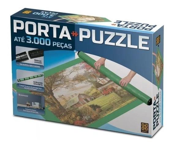 Porta Puzzle Quebra-cabeça Até 3000 Peças