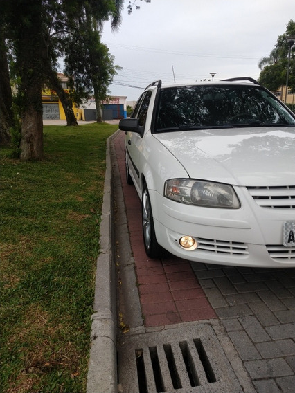 Volkswagen Parati 1.6 Plus Total Flex 5p 2008