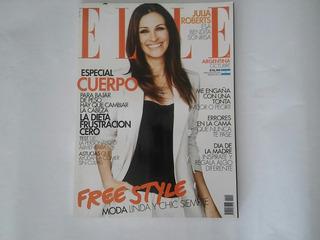 Lote X 4 Revistas Elle