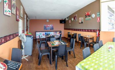 Restaurante Funcionando Zona Comercial Y Empresarial