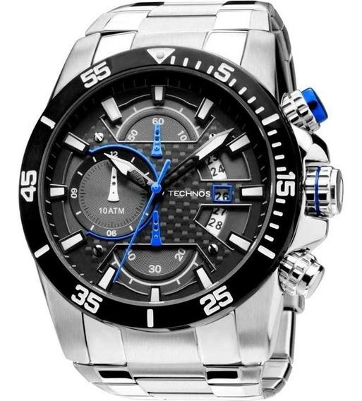 Relógio Technos Cronógrafo Prova D