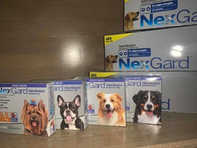 Nexgard Antipulgas E Carrapatos
