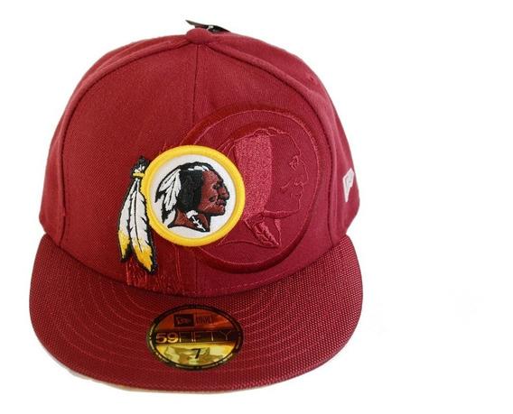 Gorra Washington Redskins New Era 59fifty Talla 7