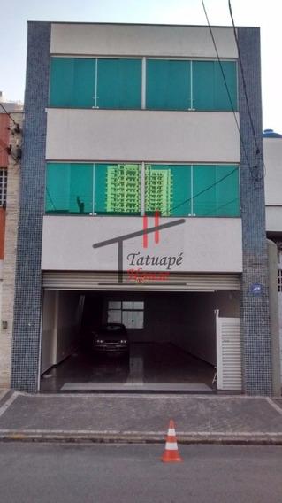 Predio Comercial - Tatuape - Ref: 2802 - L-2802