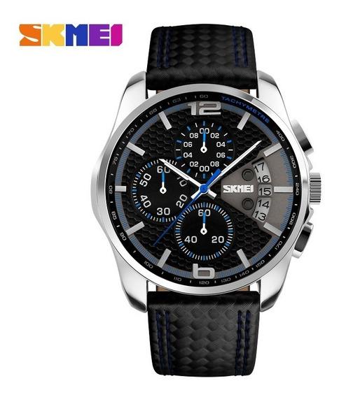 Relógio Skmei 9106 Cronógrafo Funcional