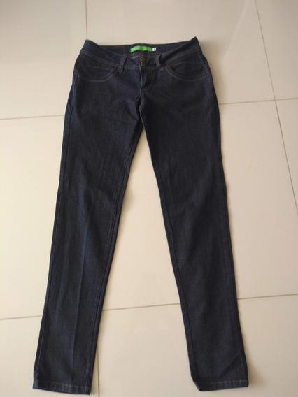 Calça Jeans Feminina Marca Mgf Tamanho 40