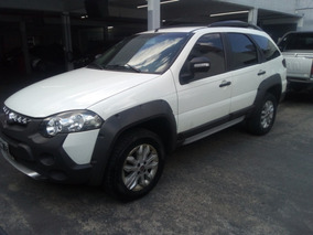 Fiat Palio Weekend Adventure 1.6 16v 2013