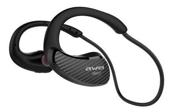 Fone De Ouvido Bluetooth Awei A881bl Super-bass Neckband