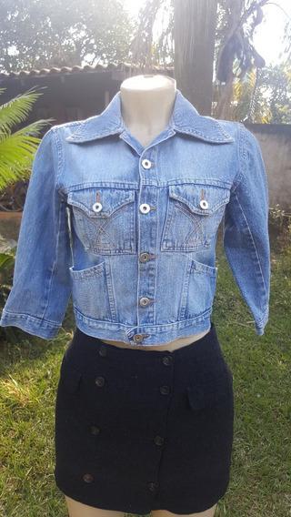 Jaqueta Jeans Donami Tam P