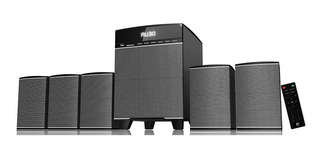 Compenente 5 Bocinas Hf-system5.1m 2000 Watts