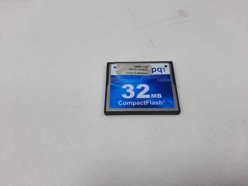Imagem 1 de 3 de Cartão Memória Cf Compact Flash Hispeed40 32mb Fanuc Cnc Nf