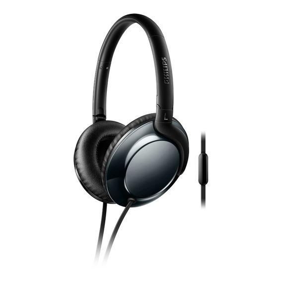 Fone De Ouvido Com Microfone Philips Shl4805dc - Preto