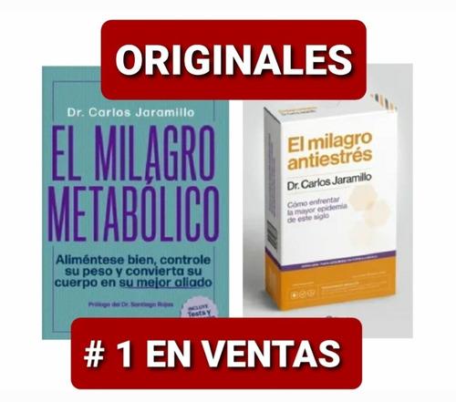 El Milagro Metabolico + El Milagro Antiestres