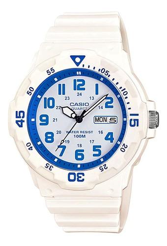 Reloj Hombre Casio Mrw-200hc-7b2 Análogo Retro / Lhua Store