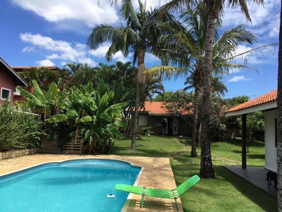 Casa Com 1 Dormitório À Venda, 300 M² Por R$ 750.000 - Vista Alegre - Vinhedo/sp - Ca3301