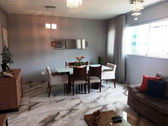 Apartamento De 03 Quartos Com Vista Definitiva 02 Vagas Com Acabamento De Luxo . - 47861