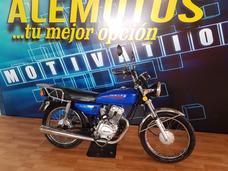 Baccio Classic Cg 125cc Ale Motossssssss