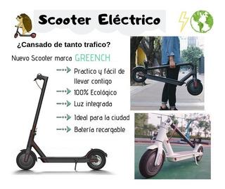 Scooter Eléctrico Para Adulto 25 Km