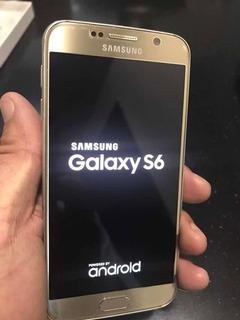 Samsung S6 Gold 32 Gb