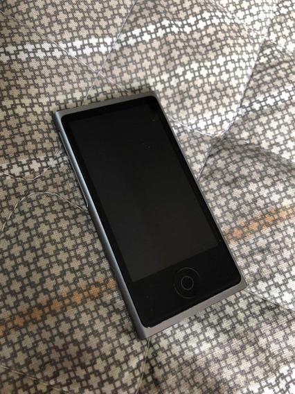 iPod Nano 7th Geração 16gb Sem Detalhes Pouco Uso