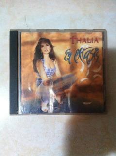 Thalia En Extasis Cd De Uso Original