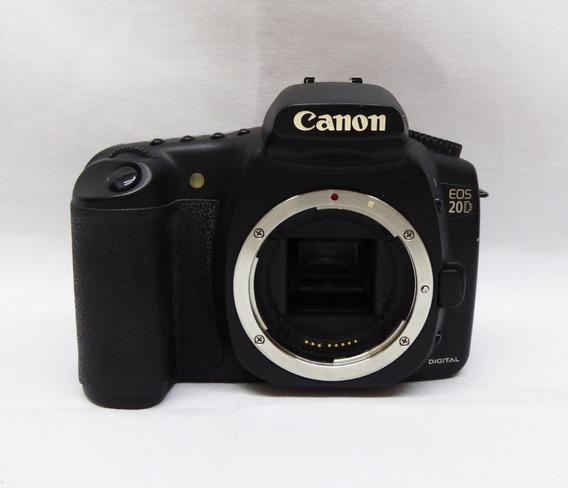 Camera Fotografica Canon Eos 20d