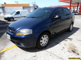 Chevrolet Aveo Sinc