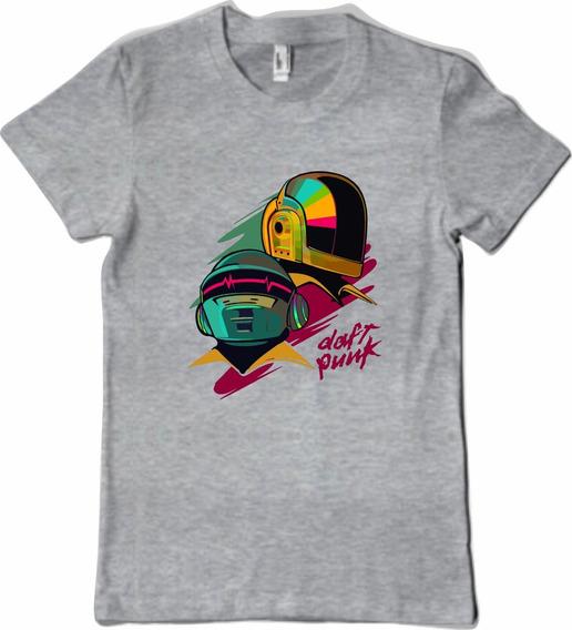 Remera Daft Punk