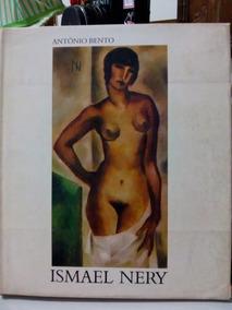 Livro Ismael Nery De Antônio Bento.