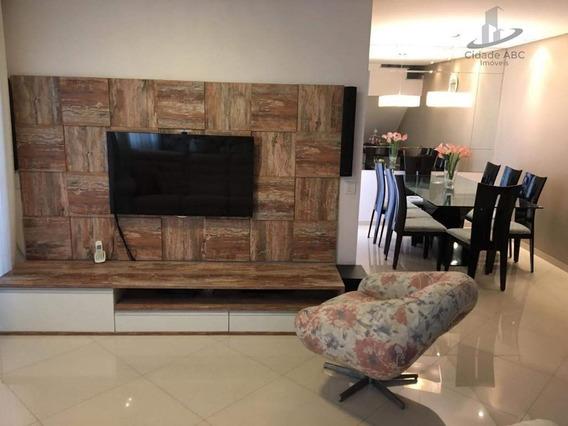 Cobertura Com 3 Dormitórios À Venda, 109 M² Por R$ 692.000 - Sítio Da Figueira - São Paulo/sp - Co0220
