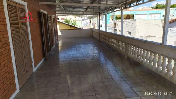 Casa Para Alugar No Bairro Vila Arens Ii Em Jundiaí - Sp. - 3760-2