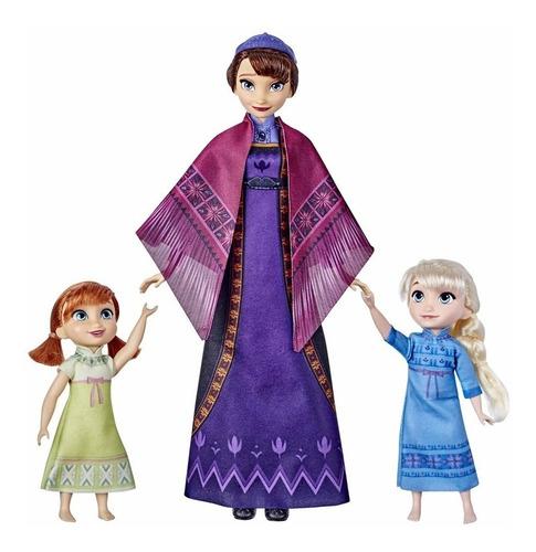 Frozen 2 De Disney - Reina Iduna Canción De Cuna