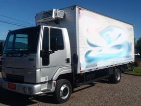 Ford Cargo 816 S - Baú Misto - Frio 0°