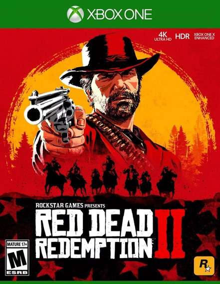 Red Dead Redemption 2 Xbox One Mídia Digital + 1 Jogo Grátis