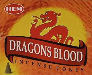 Dragon S Bloodcaso De 12conos De Cajas 10cadadobladi