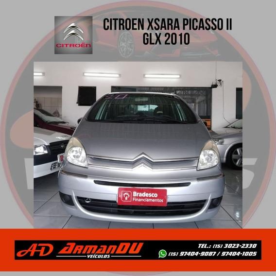 Citroën Xsara Picasso 1.6 I Glx 16v Flex 4p Manual