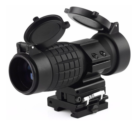 Monoculo Titan Magnifier 3x De Zoom Fixo
