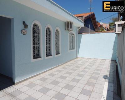 Casa A Venda 04 Dormitórios Parque São Quirino - Campinas/sp - Ca01462 - 33773922