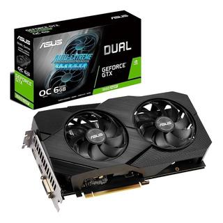 Placa de video Nvidia Asus GeForce GTX 16 Series GTX 1660 SUPER DUAL-GTX1660S-O6G-EVO OC Edition 6GB