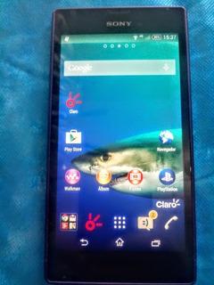 Celular Sony Xperia T3 Android 4.4 Tela 5.3 Leia O Anuncio
