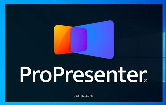 Propresenter 7 - Windows
