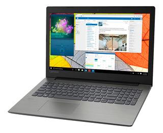 Notebook Lenovo 330 N4000 4gb Ram 240gb Ssd 15.6 PuLG Gris -