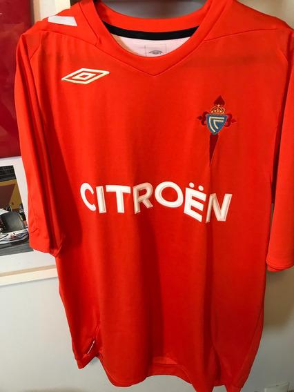 Camisa Time Futebol Umbro Celta De Vigo Importada